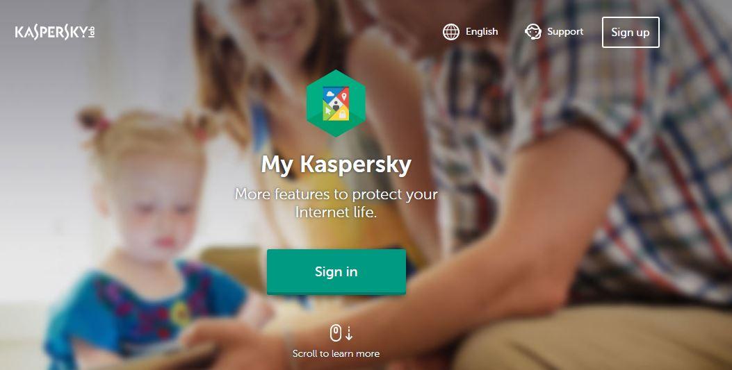Kaspersky is a free anti-virus package