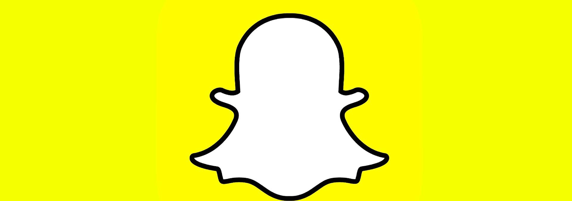 Image of Snapchat Ghost logo